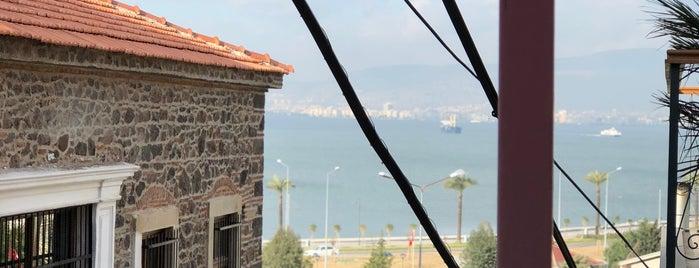 Cafe Melantia is one of İzmir'de gidilecek yerler.