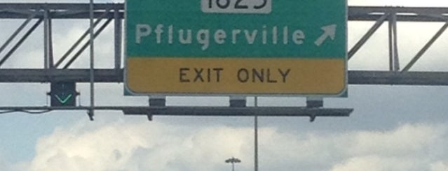 City of Pflugerville is one of AUS Faves and To Do.