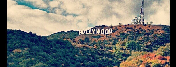 Hollywood Sign - Beachwood Canyon Trail is one of SoCal Shops, Art, Attractions.