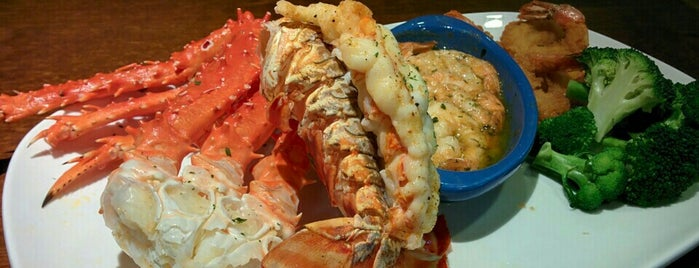 Red Lobster is one of Aeroporto de Guarulhos (GRU Airport).