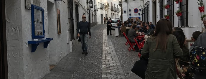 Arcos de la Frontera is one of 1,000 Places to See Before You Die - Part 2.