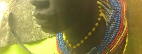 Hall of African Peoples is one of istiyorumgidicem!!.