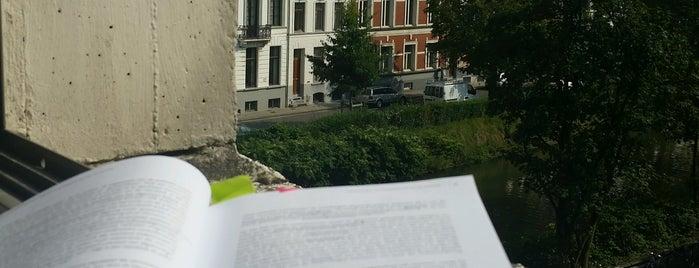 Vergaderlokaal 2 is one of Student van UGent.