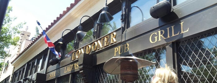The Londoner is one of Places to Eat.