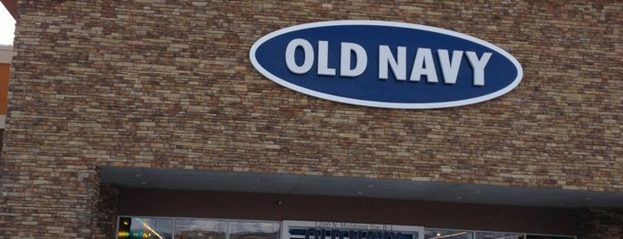 Old Navy is one of Anchorage, AK.