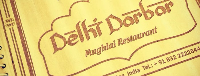 Delhi Darbar is one of India places to visit.