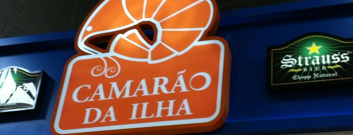 Camarão da Ilha is one of Lugares que já dei checkin.
