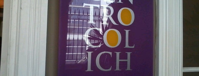 Centro Colich is one of Warhol Badge Lima.