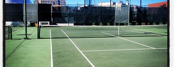 MIT Du Pont Tennis Courts is one of MASSACHUSETTS STATE - UNITED STATES OF AMERICA.