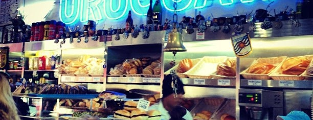 La Gran Uruguaya Bakery is one of Locations Discovered.