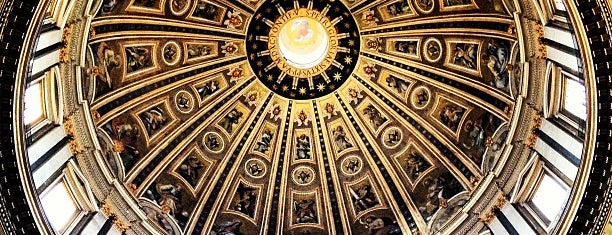 St. Peter's Basilica is one of Rome 9 Jan - 12 Jan.