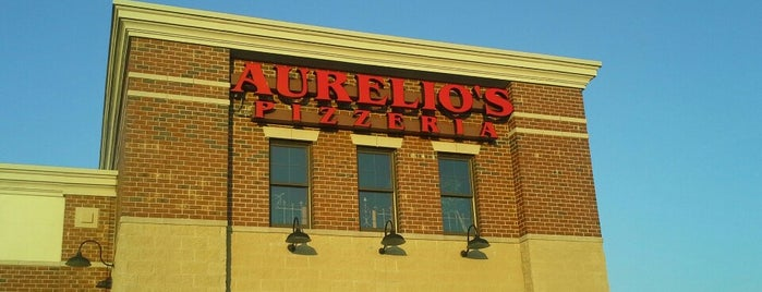 Aurelio's Pizzeria is one of Places to Try.