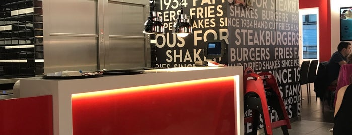 Steak 'n Shake is one of Roteiro gastronômico do Eusébio.