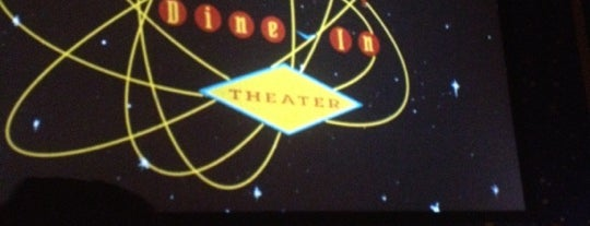 Sci-Fi Dine-In Theater is one of Disney Eats.