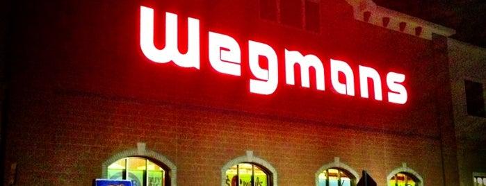 Wegmans is one of Shopping.
