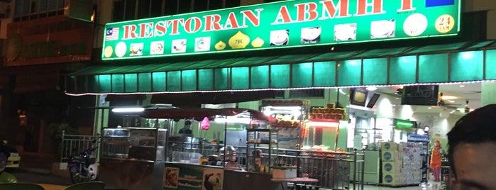 Restoran Abmh Senai is one of Makan @ Melaka/N9/Johor #15.