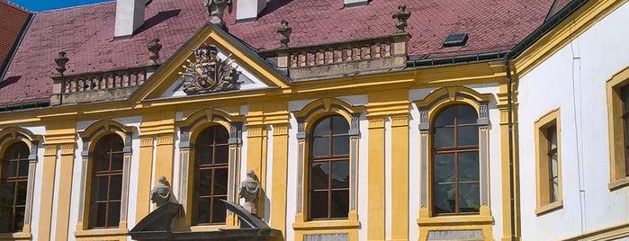 Zámek Děčín is one of Prague.
