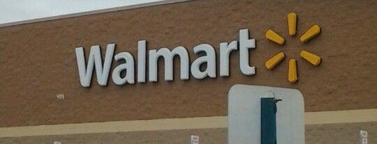 Walmart Supercenter is one of My adventures.