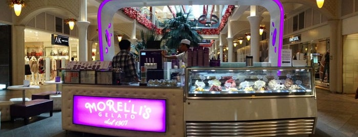 Morelli's Gelato Caffè is one of Uber Yogurt.