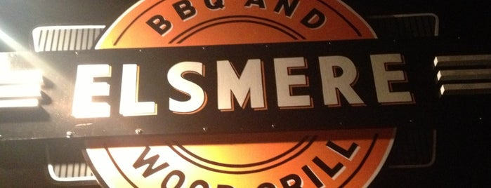 Elsmere BBQ and Wood Grill is one of Portland ME Eateries.