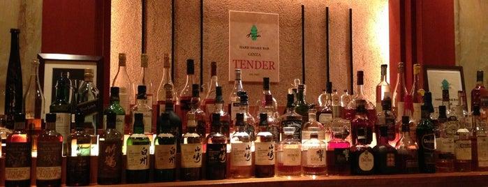 銀座 TENDER is one of Japan.