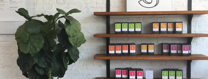 Supercrown Coffee Roasters is one of 25 Top Coffee Shops in NYC.