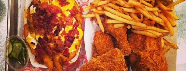 Blue Ribbon Fried Chicken is one of Best NYC Fried Chicken.