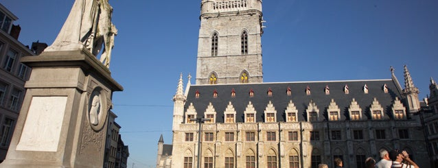 Lakenhalle is one of Belgium / World Heritage Sites.