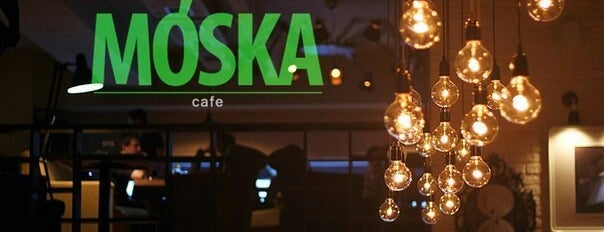 Moska Bar is one of Кафешки и ресторашки (2008-...).