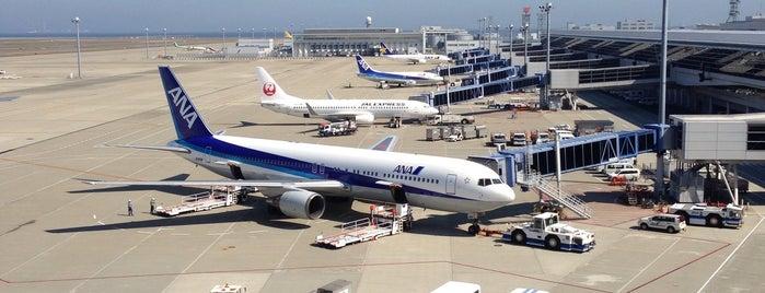 中部国際空港 セントレア (NGO) is one of World AirPort.
