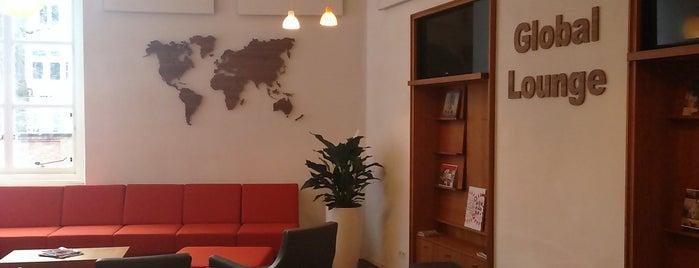 Global Lounge is one of Rechten / Law.