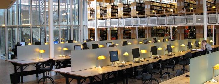 Bibliotheek Rechten is one of Rechten / Law.