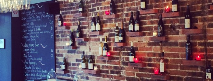 Chez Nous is one of The 15 Best Places for Wine in Paris.