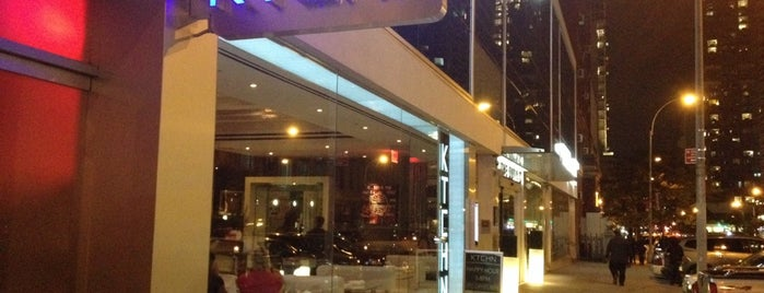 KTCHN Restaurant is one of NY.