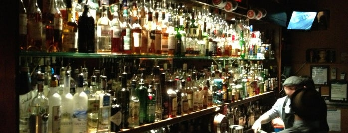 Black Pearl is one of The World's 50 Best Bars.
