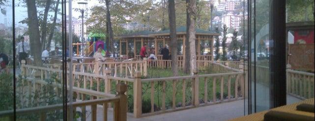 Osmanlı Parkı is one of Ycard.