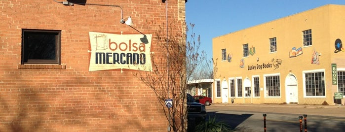 Bolsa Mercado is one of Best of DALLAS.