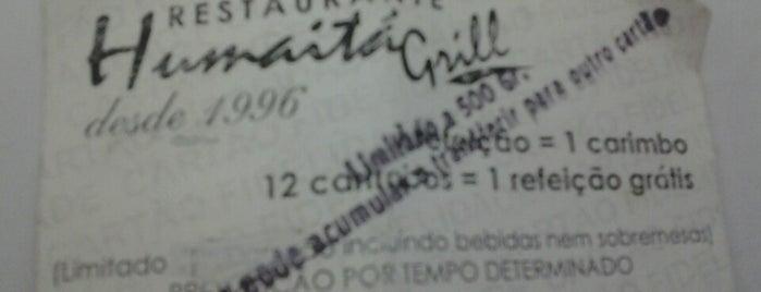 Humaitá Grill is one of Empresas e Estabelecimentos de Botafogo RJ.