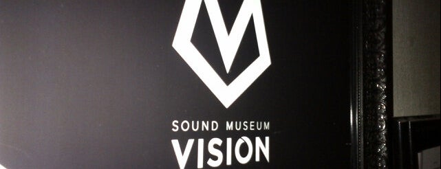 SOUND MUSEUM VISION is one of Clubs & Music Spots venues in Tokyo, Japan.
