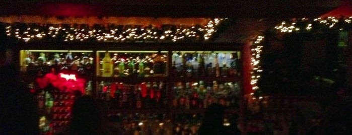 Bourbon Bar is one of Drinks.