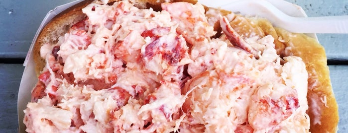 Raw Bar is one of Ultimate Summertime Lobster Rolls.