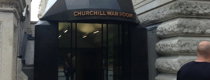Churchill War Rooms (Churchill Museum & Cabinet War Rooms) is one of London tour.