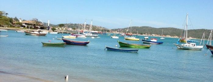 Praia dos Ossos is one of Brasil.