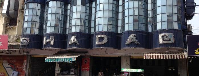 Shadaab is one of Hyderabad!.