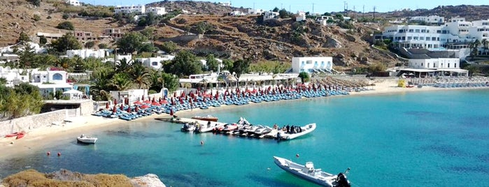 Platis Gialos Beach is one of Part 3 - Attractions in Europe.