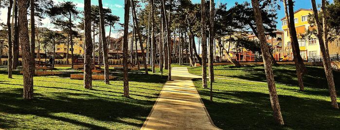Fahir İlker Parkı is one of İstanbul'daki Park, Bahçe ve Korular.