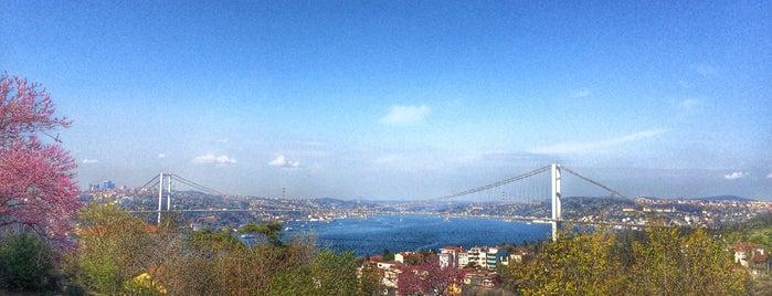 Fethipaşa Korusu is one of İstanbul'daki Park, Bahçe ve Korular.