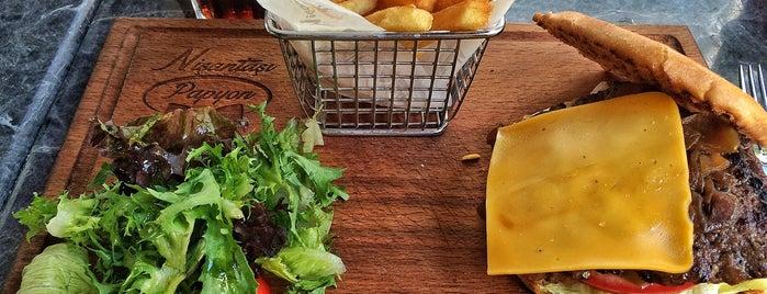 Nişantaşı Papyon is one of Nişantaşı'nda Öğle Yemeği Arası.