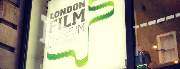 London Film Museum is one of The 15 Best Museums in London.