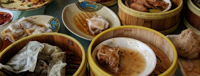 Cinnamon Tree Dim Sum is one of The 9 Best Places for Dim Sum in Oakland.